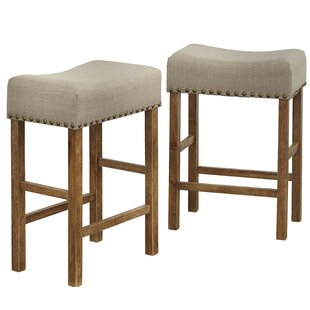 Hendina 26'' Bar Stool (Set of 2)