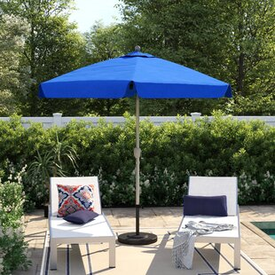 Capresa 7.5' Market Umbrella by Sol 72 Outdoor New