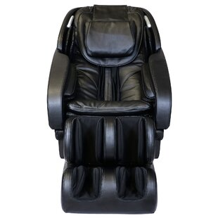 Latitude Run Reclining Full Body Massage Heated Zero Gravity Massage Chair