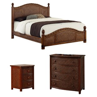 Beachcrest Home Dessie Panel Configurable Bedroom Set