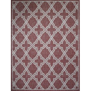 Sauceda Brick Indoor/Outdoor Area Rug