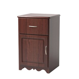 Williamsburg 1 Drawer Nightstand by Maxwell Thomas