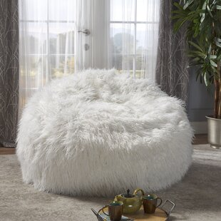 fluffy bean bag chair Furry Bean Bag Covers | Wayfair fluffy bean bag chair