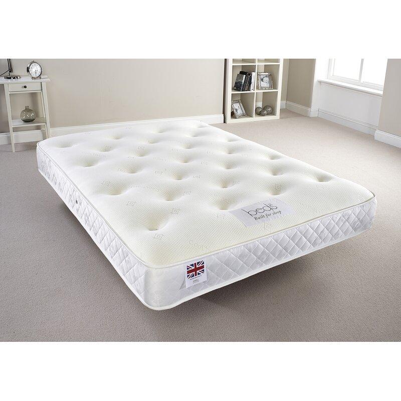 Home & Haus Orthopedic Memory Foam Mattress | Wayfair.co.uk
