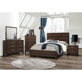 Rachita Standard 5 Piece Bedroom Set by Charlton Home®