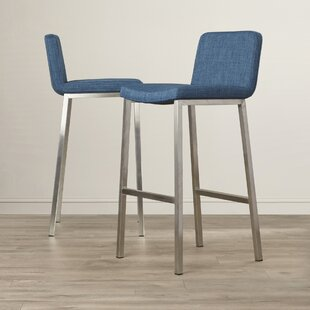 Great choice Calila 30 Bar Stool (Set of 2) by Latitude Run Reviews (2019) & Buyer's Guide