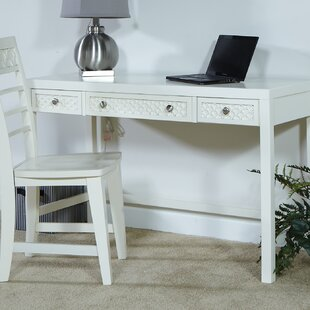 Amanda Writing Desk with 3 Drawers