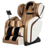 Electric Reclining Heated Full Body Zero Gravity Massage Chair