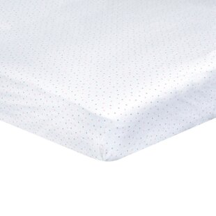 Read Reviews Dream Fitted Crib Sheet ByJust Born