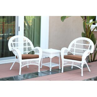 Delicieux Mangum 3 Piece Conversation Set With Cushions