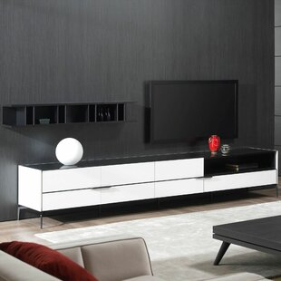Purchase Fawley TV Stand for TVs up to 86 by Ivy Bronx Reviews (2019) & Buyer's Guide