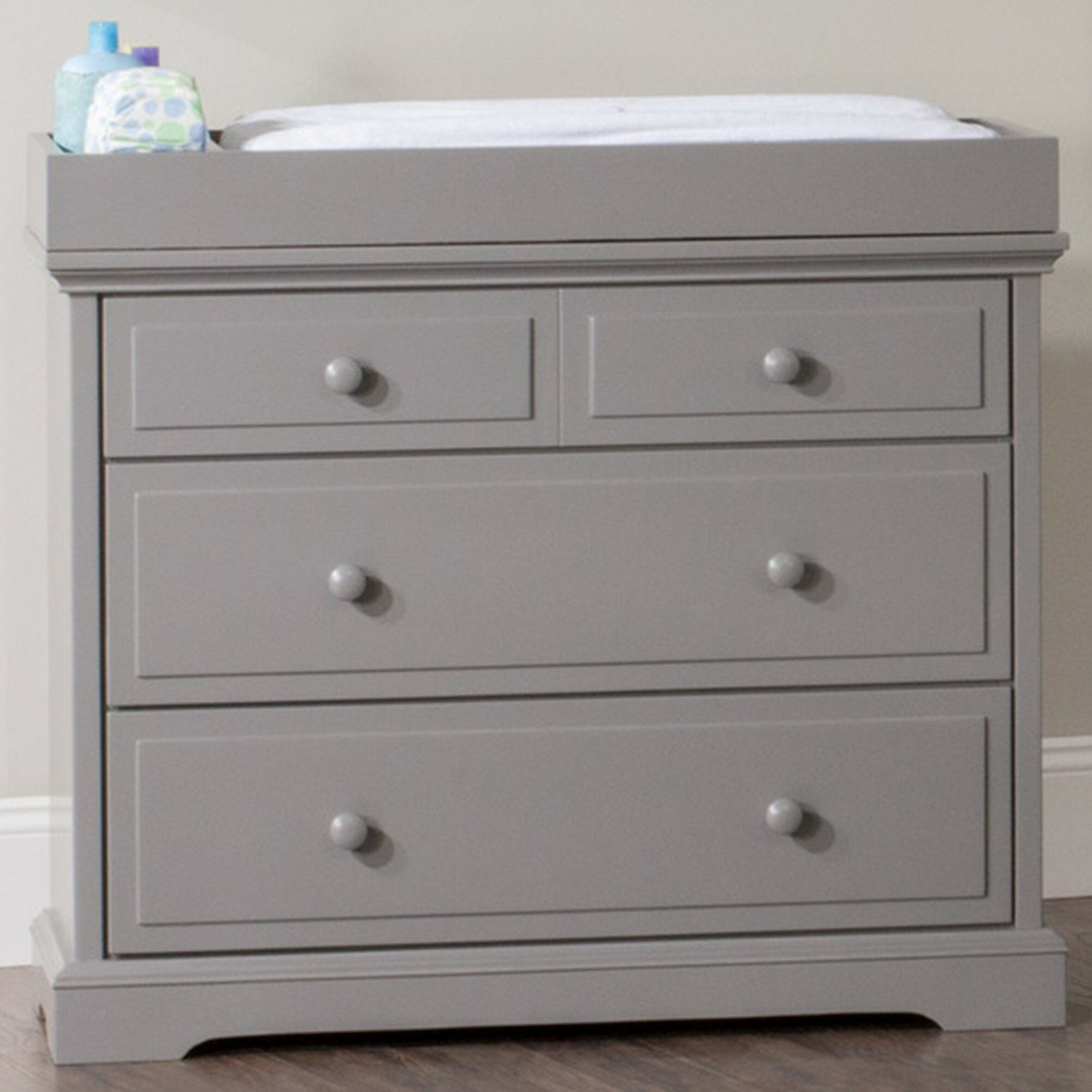 Image of: Child Craft Camden Changing Table Dresser Reviews Wayfair