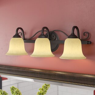 Shop for Temples 3-Light Armed Sconce By Three Posts