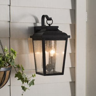 Shopping for Mayhugh 3-Light LED Outdoor Wall Lantern By Three Posts
