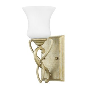 Brooke 1-Light Bath Sconce by ..
