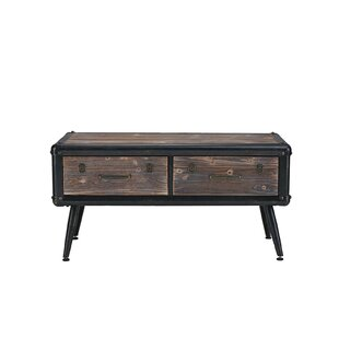 Glenwood Entryway Coffee Table with Stora..