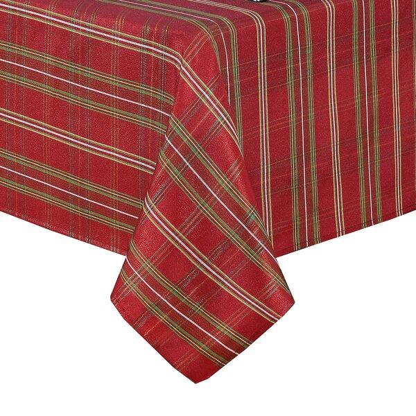 3D Christmas Tree Tablecloth Rectangular Xmas Ball Printed Table Cover Cloth Dec