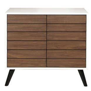 Mcqueary 2 Door Accent Chest by Mercury Row