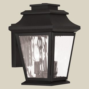 Campfield 2-Light Outdoor Wall Lantern by Darby Home Co