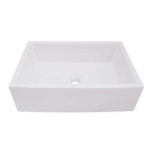 Affordable Ceramic Rectangular Vessel Bathroom Sink ByRoyal Purple Bath Kitchen