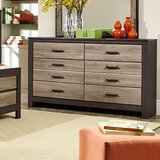 Henson 6 Drawer Double Dresser by Union Rustic