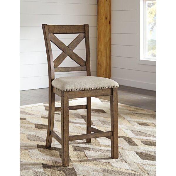Terrific Newville 24 5 Bar Stool Wayfair Unemploymentrelief Wooden Chair Designs For Living Room Unemploymentrelieforg