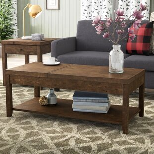 Bleckley Coffee Table by Three Posts