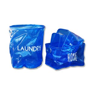 Laundry Bag (Set Of 4) By Ebern Designs