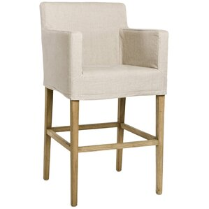 Avignon 29.5  Bar Stool  sc 1 st  Wayfair & Slip On Bar Stool Covers | Wayfair islam-shia.org