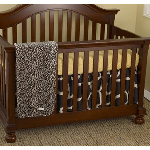 Sumba 4 Piece Crib Bedding Set By Cotton Tale
