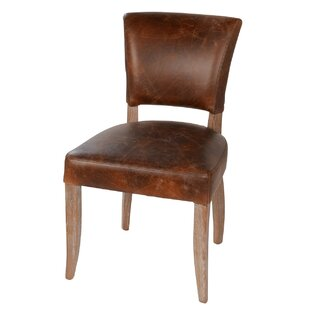 Order Ashley Genuine Leather Upholstered Dining Chair by Joseph Allen Reviews (2019) & Buyer's Guide