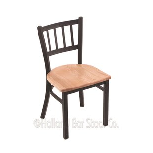 Nicolai Solid Wood Dining Chair