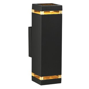 Guide to buy Caro 2-Light Outdoor Sconce By Wrought Studio