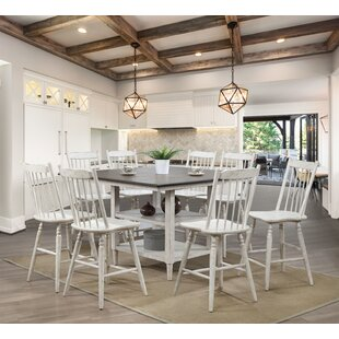 Razo 9 Piece Dining Set Gracie Oaks
