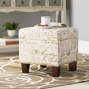 Adda Storage Ottoman by August..