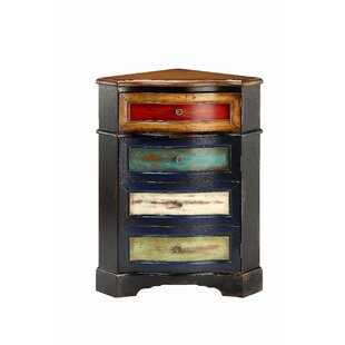 Dunder 1 Door Accent Chest by World Menagerie