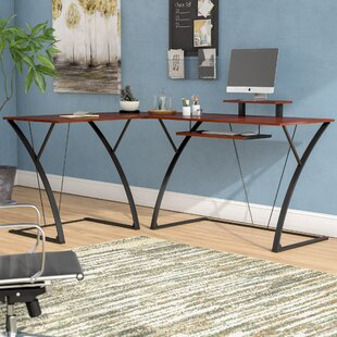 Latitude Run Murdock L-Shape Desk