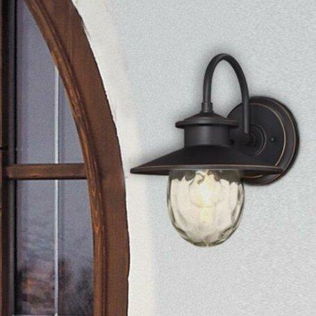 Andover Mills Ziggy Outdoor Barn Light Reviews