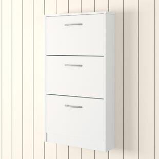 12 Pair Shoe Storage Cabinet By Brayden Studio