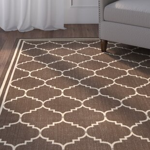 Herefordshire Chocolate/Cream Indoor/Outdoor Rug