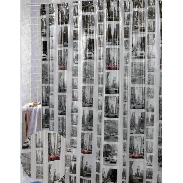 Zipcode Design Maura Vinyl New York Shower Curtain Reviews