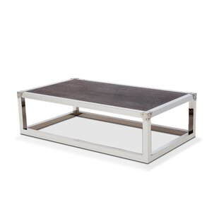 Budget Salvatore Coffee Table by Michael Amini Reviews (2019) & Buyer's Guide