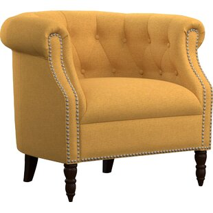 Captivating Yellow Accent Chairs