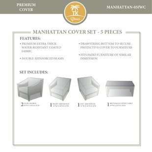 TK Classics Manhattan Winter 5 Piece Cove..