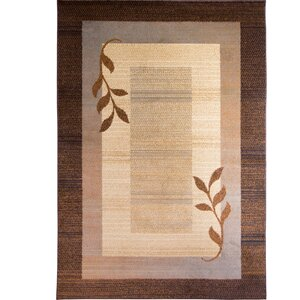 Eugenia Brown Area Rug