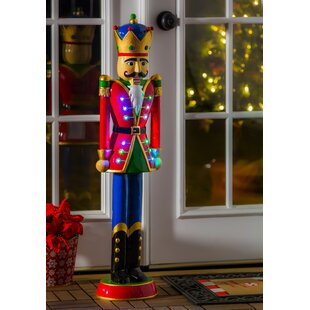 nutcracker oversized figurine