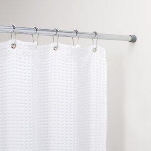 Wayfair Basics 76 Adjustable Straight Tension Shower Curtain Rod By Wayfair Basics?