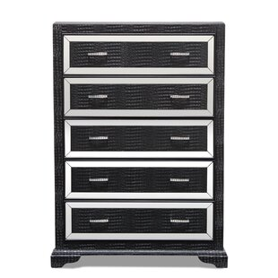 BestMasterFurniture 5 Drawer Chest