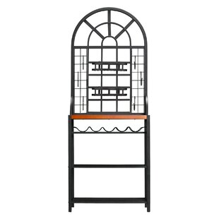 Red Barrel Studio Earp Steel Baker's Rack