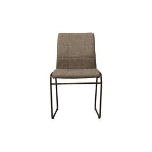 Williston Forge Vada Eco-Leather Upholste..
